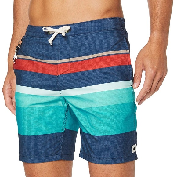 Reef Other - NWT Reef Simple Swimmer Board Shorts size 30